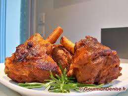 cuisiner souris d agneau au four souris d agneau confite aux épices