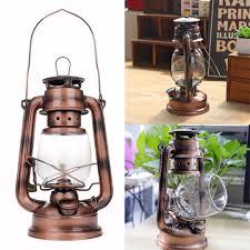 Ebay Antique Kerosene Lamps by Bronze Retro Oil Lantern Outdoor Camping Kerosene Light Paraffin