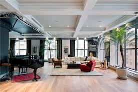 100 Luxury Apartments Tribeca Contemporary 408 Greenwich Street Loft In New York CAANdesign