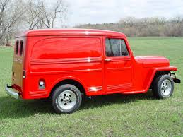 100 Willys Jeep Truck For Sale 1952 Utility Wagon Sedan Delivery Panel Klassic