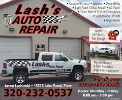 For All Your Automotive Needs, LASH'S AUTO REPAIR Custom Truck Replacement Bumpers Aftermarket Bumper Parts Trucks Arrowhead Iron Custom Metal Vehicle Car Truck Trailer Racks Dakota Hills Accsories Defender Alinum 2k11 Heritage Show Mini Truckin Magazine 2007 Chevrolet Avalanche Ltz For Sale White Bear Lake Minnesota Sj Auto Body Paint 254 S Hubbard Ave Polaris Opens New 4 Wheel Truck Accsories Store In Brooklyn Black Vs 2014 Sierra Alberta At Davis Dodge Of Burnsville New Ram Dealership Mn 55337 2013 Mid America Big Rig Videos Mats Nuss Equipment Tools That Make Your Business Work