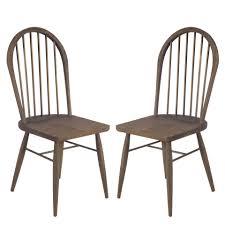 Gracie Oaks Isolda Solid Wood Dining Chair | Wayfair