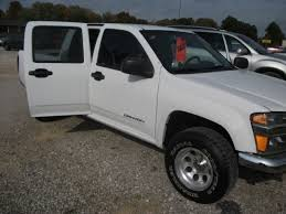 100 Mpg For Trucks 2005 GMC Canyon Loaded MPG Crew Cab Truck