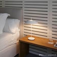 großhandel einfache led tischleuchte durchmesser 30cm schreibtisch tischleuchten minimalist für schlafzimmer wohnzimmer study bedside hotel