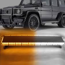 100 Light Bars For Tow Trucks 47 88 LED Emergency Warning Strobe Bar Truck Beacon