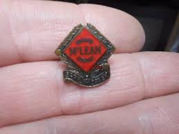 VINTAGE MCLEAN TRUCKING Company Safe Driving 3 Year Pin - $8.99 ...