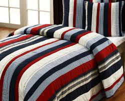 Nautical Crib Bedding by Bedding Set Beautiful Navy Blue And White Bedding Hotel