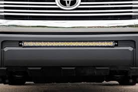 100 Toyota Truck Bumpers 30inch Single Row Cree LED Bumper Kit For 2014 2017
