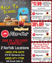Pizza Hut | Coupons & Offers | Norfolkdailynews.com Cupon Pizza Hut Amazon Cell Phone Sale Pizza Restaurant Codes Free Movies From Vudu Free Hut Buy 1 Coupons Giveaway 11 Discount Coupon Offering 50 During 2019 Nfl Draft Ceremony Peoplecom National Pepperoni Day Deals Thursday 5 Brand Discount Book It Program For Homeschoolers Every Month Click Here For More Take Off Orders Of 20 Clark Printable Hot