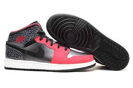Nike Air Jordan 1 Retro Girls Womens Jordans Basketball Shoes SD26 Sales