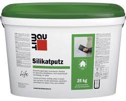baumit pastöser silikatputz kratz 2 mm gebrauchsfertiger dekorputz hoch wasserdfdurchlässig für aussen weiss 25 kg