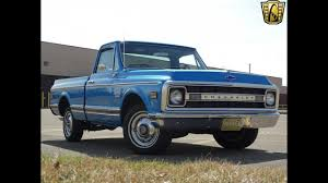 100 Chevy Truck 1970 Chevrolet C10 Stock 643DET YouTube