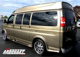 Sherrod Conversion Vans