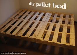 diy platform bed ideas carriage bolt pallets and bedrooms