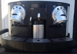 Nespresso Commercial Coffee Machine Gemini 220 Extras