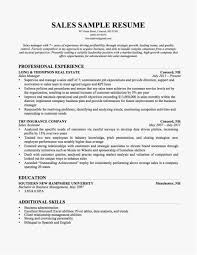 Basic Resume Template Unique Student New Templates Of