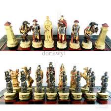Product Description International Chess GameEgypt Rome Theme