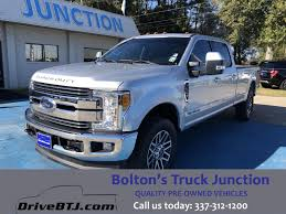 100 Bolton Ford Truck Junction F350 For Sale In Lake Charles LA 70601 Autotrader