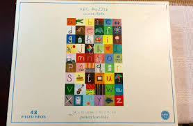 Find More Pottery Barn Alphabet Floor Puzzle. For Sale At Up To 90 ... New Pottery Barn Kids Batman Super Hero Cape Bpack Preschool Bag 40 Best Inspired By Gold Images On Pinterest Barn Kids Pbteen 511 S Lake Ave Pasadena Ca 91101 Kid Gallery Of Photo New York Addison Blackout Panels Light Pink 44 X 96 Set Chaing Table Room Recomy Tables Charming Baby Fniture Bedding Gifts Registry 17 Best About My Items In Citysearch Collection Style Bedroom Photos The Latest Architectural