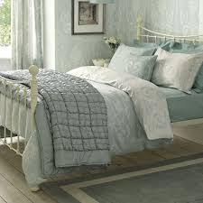 Print With A Past Josette Laura Ashley BedroomDuck Egg Blue