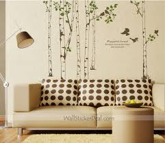 Tree Wall Decor Ideas by Living Room Stunning Living Room Wall Decor Ideas Wall Designs