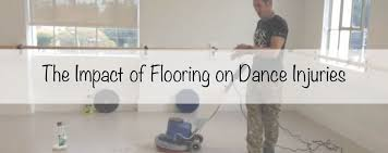 The Impact Of Flooring On Dance Injuries