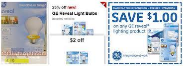 target stack coupon deal on ge light bulbs cincyshopper