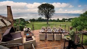 100 Crater Lodge Ngorongoro Tanzania Natural World Safaris