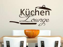 wandtattoo küche lounge pfanne aufkleber wanddeko esszimmer