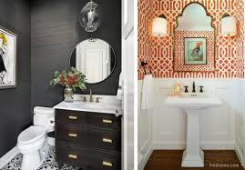 half bathroom ideas for small spaces powder room ideas