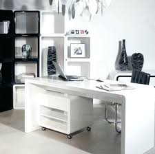 Desk Awesome Vibrant Design Tall Office Perfect Accessories Every With Elegant