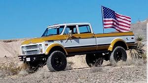 100 1970 Gmc Truck For Sale Rtech Fabrications Restores Retro Chevy S Because Murica