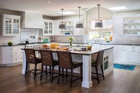Kitchen Island With Cooktop And Seating Large Kitchen Islands Seating Storage Cabinets Chairs