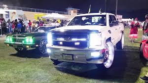 Riding Big Car Show 2015 - Eatonville, Orlando, Florida - Custom ... 9 Sixfigure Chevrolet Trucks 1951 Truck Lowrider Magazine This Chevy Once Towed A Ferrari So It Was Customized To Build Your 2016 Chevy Reaper Online Silverado 1500 Extended Cab View All Fs 2003 2wd 53 V8 Ls1tech Los Angeles California Car Show Antique Customized Custom Classic Barrettjackson Auctions Dirt Date Is This 2014 Gmc Sierra An Answer Gmcchevy Denalisilverado Tuning Vector Motsports 1984 C10 Georgia Bully Rides 2015 Rally Sport And