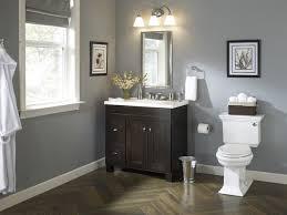 bathroom charming lowes bathroom design with brown wall