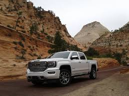 100 West Trucking 2018 GMC Sierra Denali 1500 Review Around Out