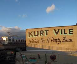 Kurt Vile Mural Philadelphia by Juxtapoz Magazine Steve Powers Mural Promotes Upcoming Kurt Vile