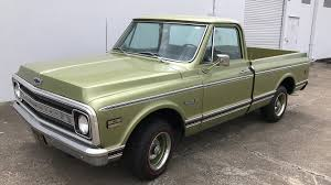 100 Small Utility Trucks Your Definitive 196772 Chevrolet CK Pickup Buyers Guide