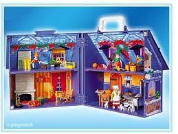 maison du pere noel playmobil playmobil maison du père noël achat vente univers miniature