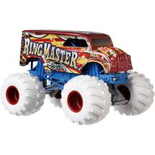 Hot Wheels Monster Trucks 1:24 Scale Ring Master Vehicle - Walmart.com Monster Trucks Hlight Day One At The Fair Trucksthunder Truck Rally 1997 Track04 Video Dailymotion Dennis Anderson Recovering After Scary Crash In Grave Digger Toxic Official Site Of Trucks Cartoons For Children Educational Kids By Image Monstertruckzombievideo9jpg Wiki Rc 15 Scale Petrol Fg 2wd 29cc With Fpv Video Looking For Excitement Bring On Outlaw Video Horrifying Footage Shows Moment Monster Truck Kills 13 Spectators As Stunt Videos Hit Uae This Weekend Motoring Middle East