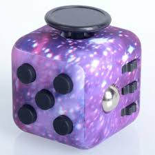 High Quality Silicone Fidget Cube
