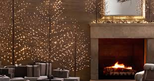 Bds 01 Gallery New Lights Assure The Holidays Are Merry And Bright From Restoration Hardware Christmas Tree