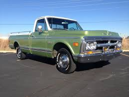 1969 GMC 1500 Pickup-Rust Free Georgia Truck-Air Conditioning ...
