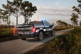 100 Ford Police Truck All New Ford F 150 Responder First Pursuit