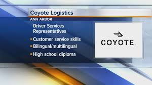 Workers Wanted: Coyote Logistics - YouTube Coyote Logistics 2013 Youtube Tql Chicago Why Ups Is Buying Business News Retail Mchandiser Trucking Company Best Image Truck Kusaboshicom Third Party Transportation Provider Strive Named To Transport Topics Top Freight Brokerage Firms List To Acquire And Shipping Firm Keeptruckin Form A Strategic Alliance Help