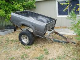 89 toyota truck bed trailer $300 Pirate4x4 4x4 and f