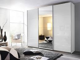 rauch kulmbach schwebetürenschrank spiegelschrank weiß hochglanz weiß front 271x229 cm