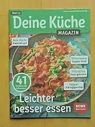 deine küche rewe magazin 01 2021 asia küche 41 rezepte