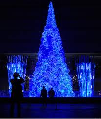Fiber Optic Christmas Tree Amazon by Blue Christmas Tree Lights Christmas Lights Decoration