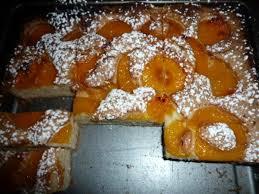 pfirsich becher kuchen